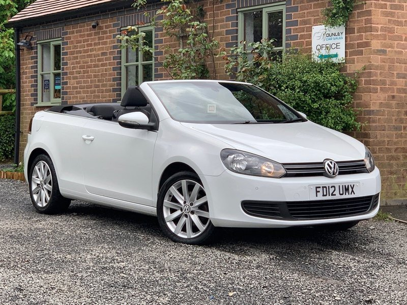 VOLKSWAGEN GOLF TDi 105 BlueMotion Start-Stop BlueMotion SE 2012